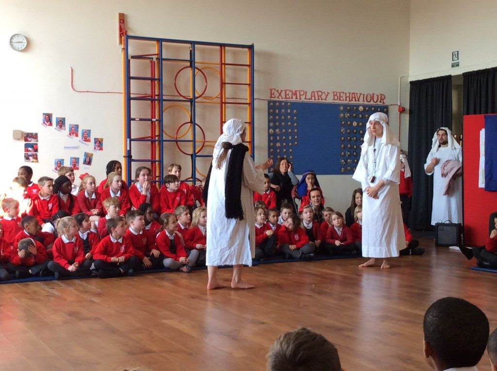 Dewhurst St Mary C of E Primary School » Easter Story Workshop | 1024 x 765 jpeg 135kB